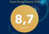 Guest Review Awards 2018 - Motel Prival