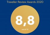 Traveller Review Awards 2020 - Motel Prival